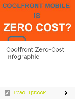 Coolfront Zero-Cost Infographic
