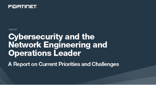 Cybersecurity and the Network Engineering and Operations Leader
