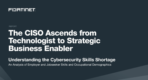 The CISO Ascends From Technologist To Strategic Business Enabler