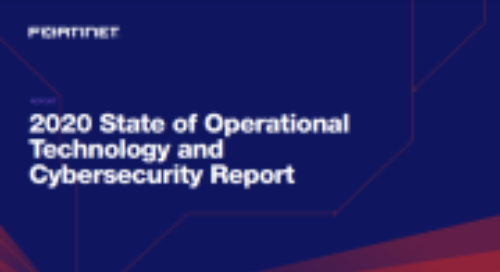 State of Operational Technology and Cybersecurity, 2020