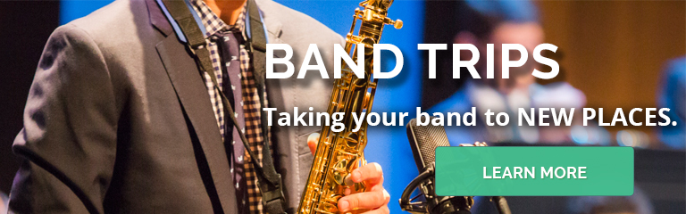 Band trips: Learn more about taking your band to new places!