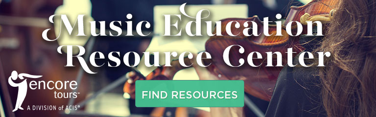 Visit our Music Education Resource Center for more great free music ed resources!