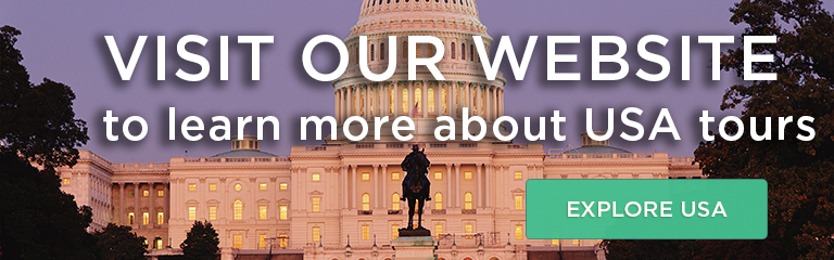 Visit our website to learn more about USA tours!