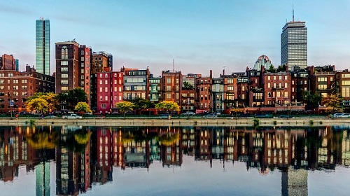 Boston's Back Bay