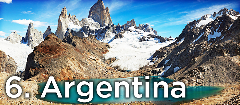 6. Argentina