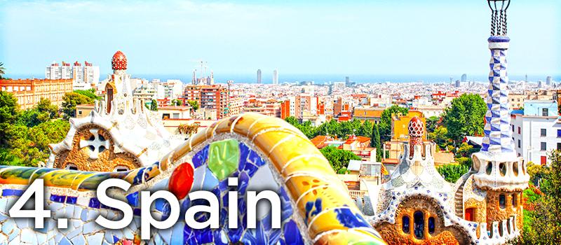 4. Spain