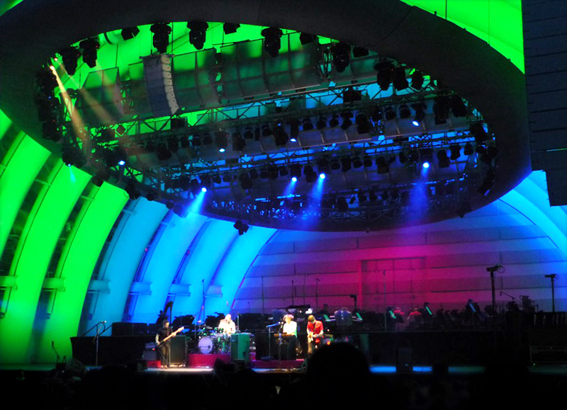 Hollywood Bowl by jennpetty/Flickr