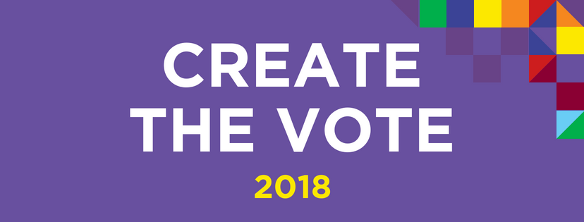 Create the Vote 2018