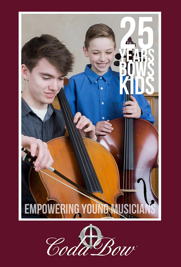 Coda Bow | Empowering Young Musicians