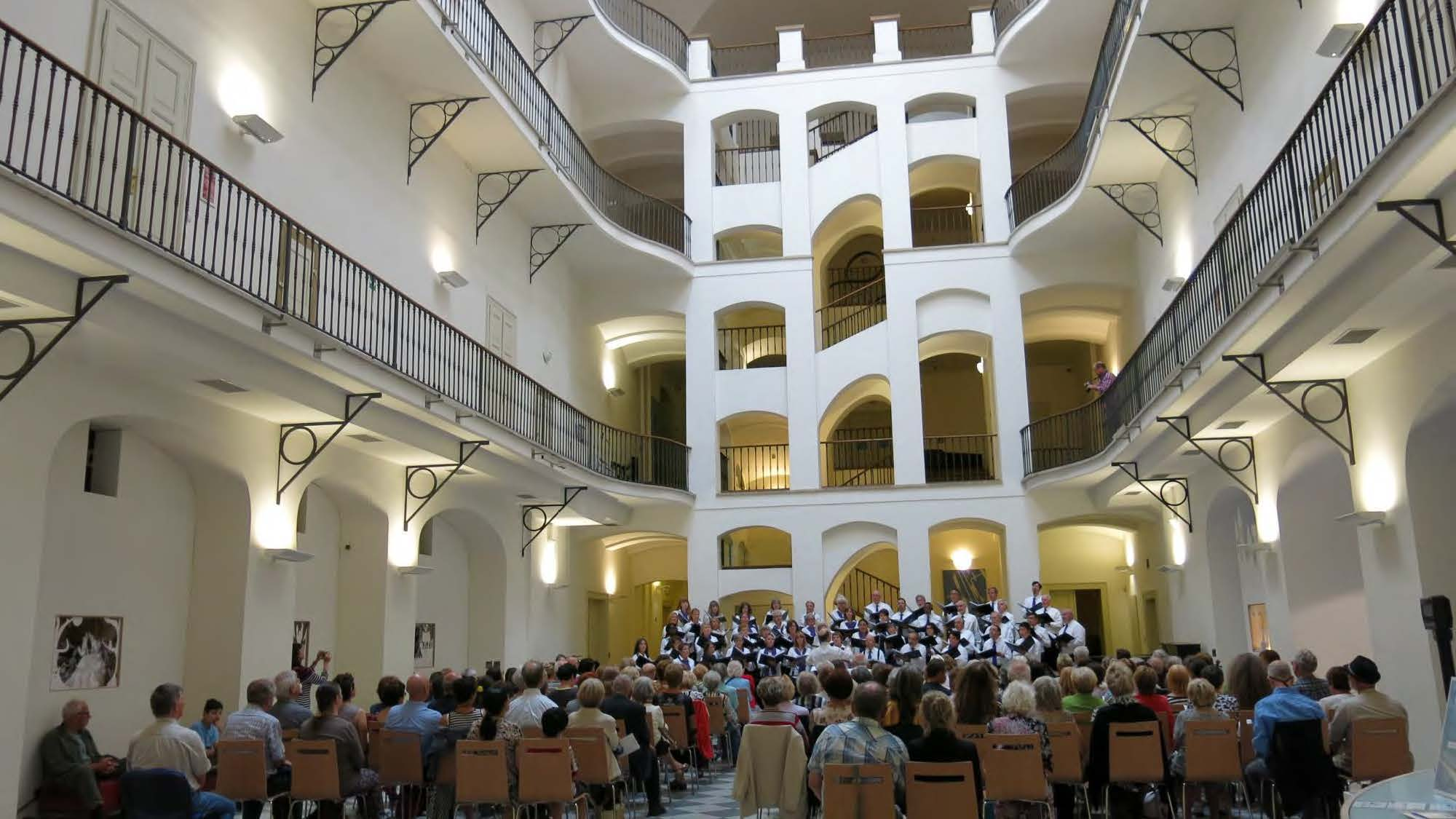 The Czech Museum of Music