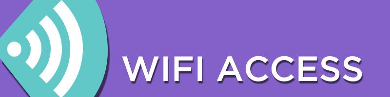 Wi-Fi Access