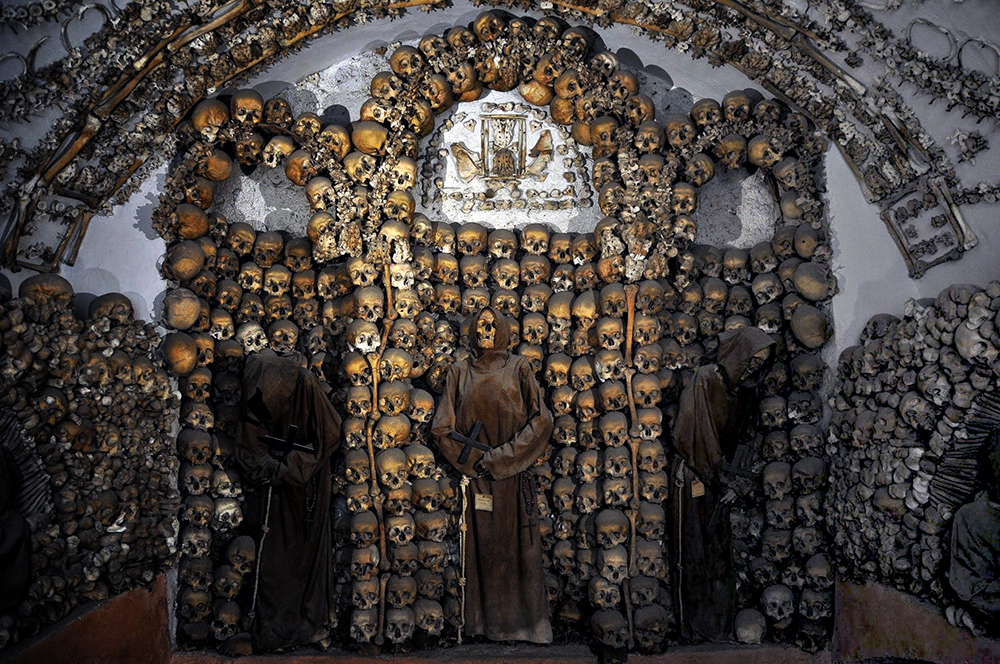 Inside the Capuchin Crypt | Photo Credit: -JvL-/Flickr