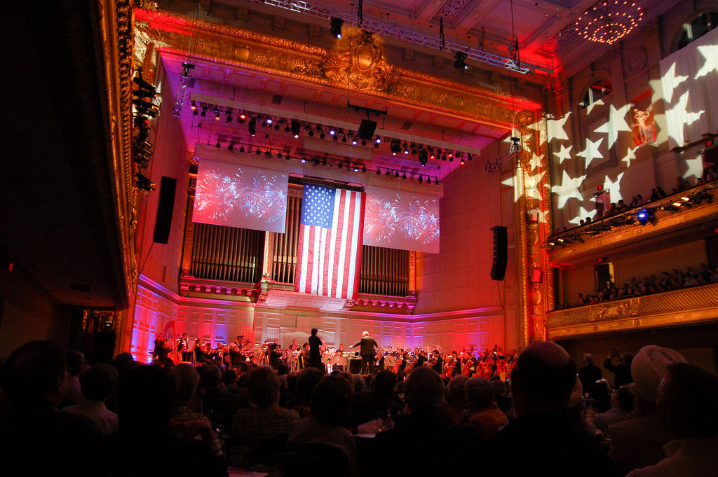 Boston's Symphony Hall | Photo Credit: Rich Moffitt/Flickr