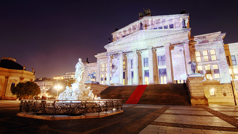 Berlin Konzerthaus in Berlin, Germany | Photo Credit: abbilder on Flickr
