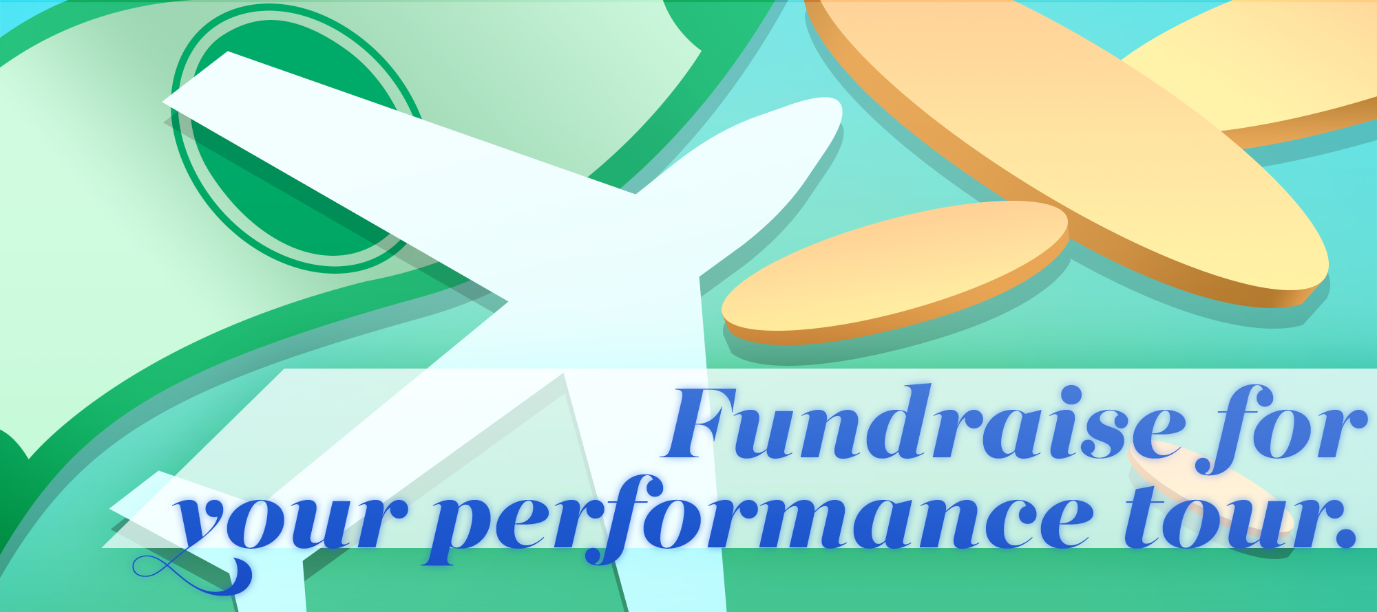 Myrrh: Fundraise for your performance tour