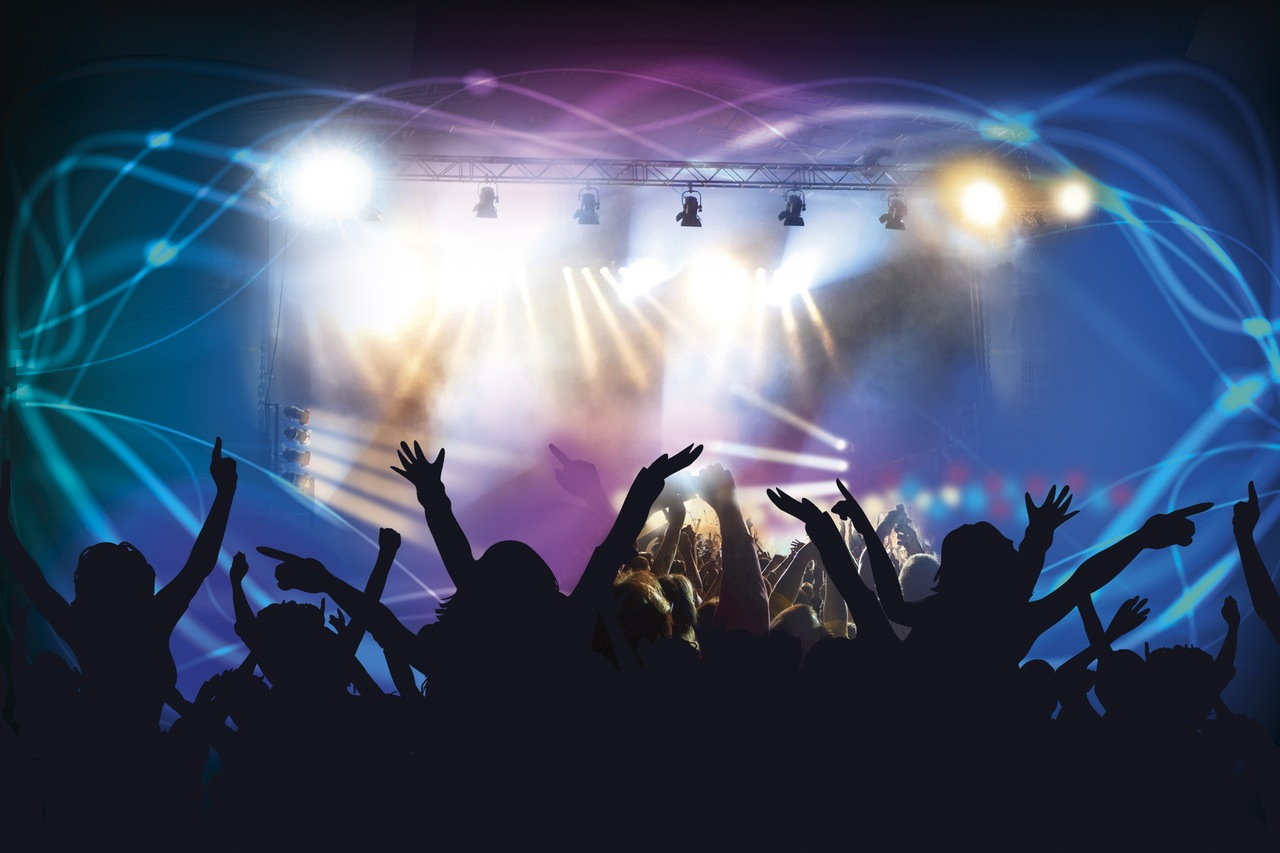 praise concert music