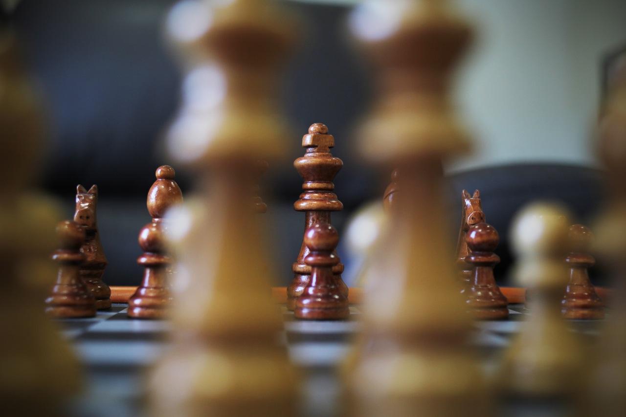 strategy chess smart