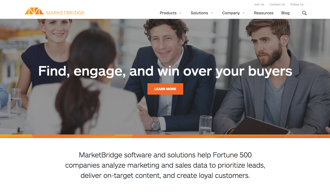 Learn More Marketbridge