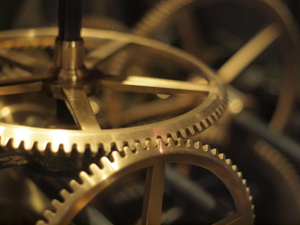 clock flow