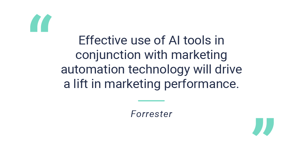 AI and Marketing Automation Tools