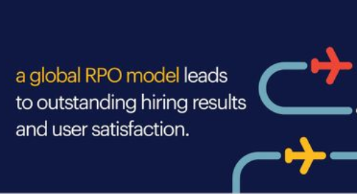 RPO case study: a global model leads to outstanding hiring results.
