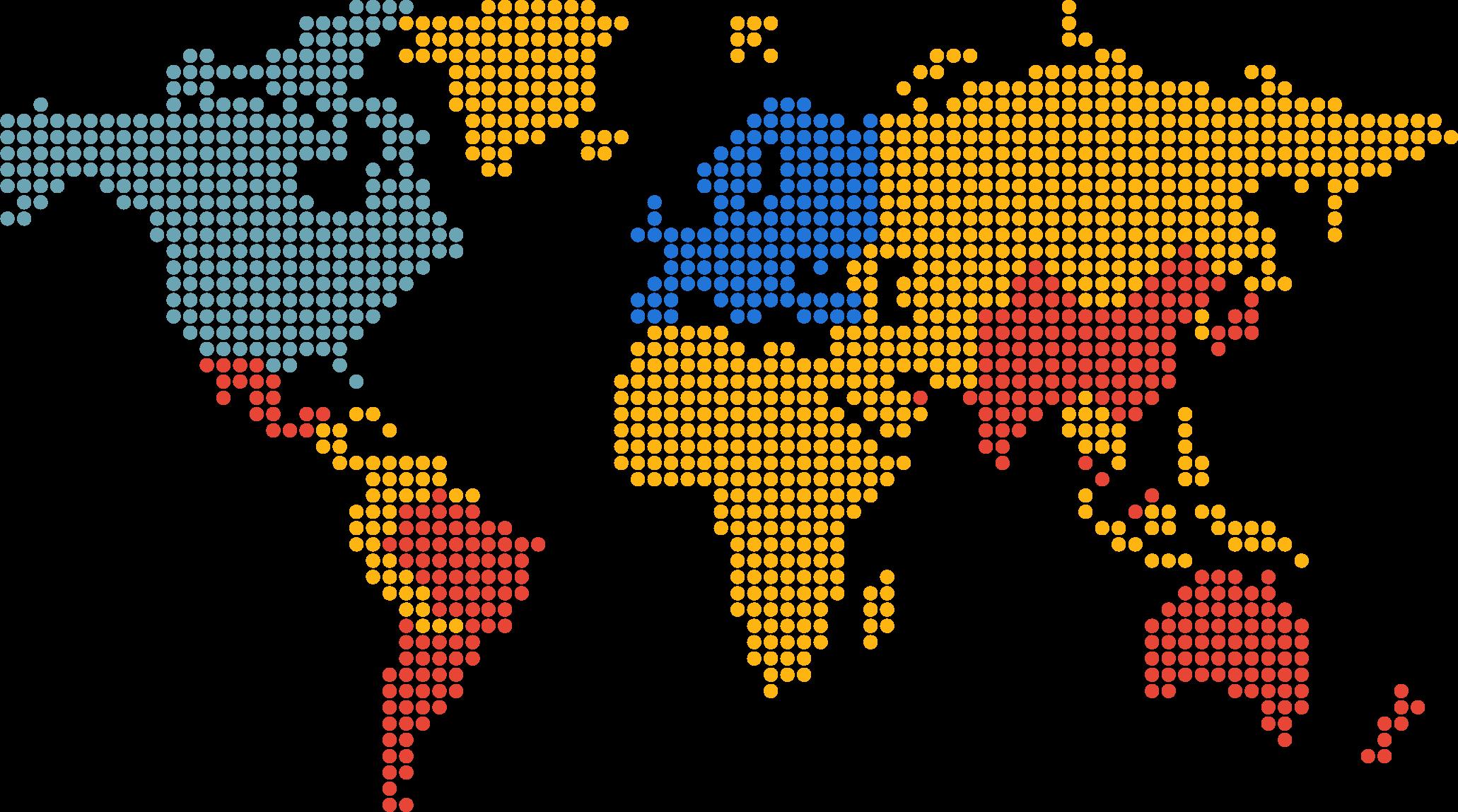 de zones géographiques ou de nombre d'entités opérationnelles