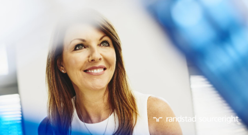 Rebecca Henderson, CEO of Randstad global businesses and executive board member.