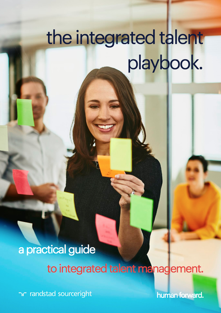 integrated talent playbook.