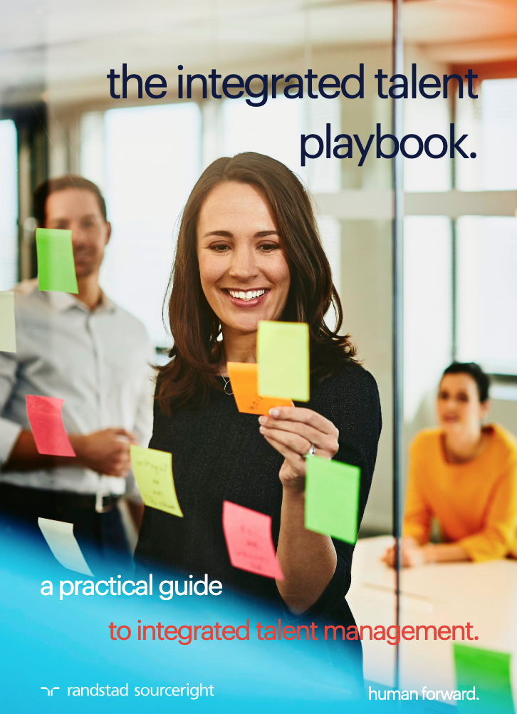 Randstad Sourceright intergrated talent playbook