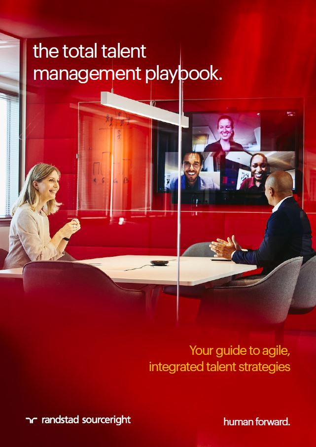 the total talent management playbook Randstad Sourceright