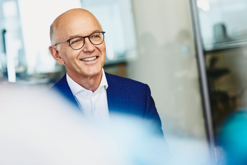 Jacques van den Broek, CEO, Randstad Flexibility@Work