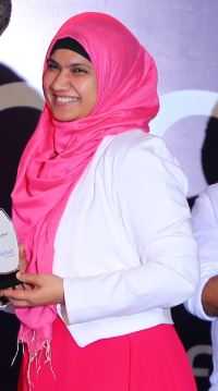 Waheeda Begum vice president Global Business Services Randstad Sourceright
