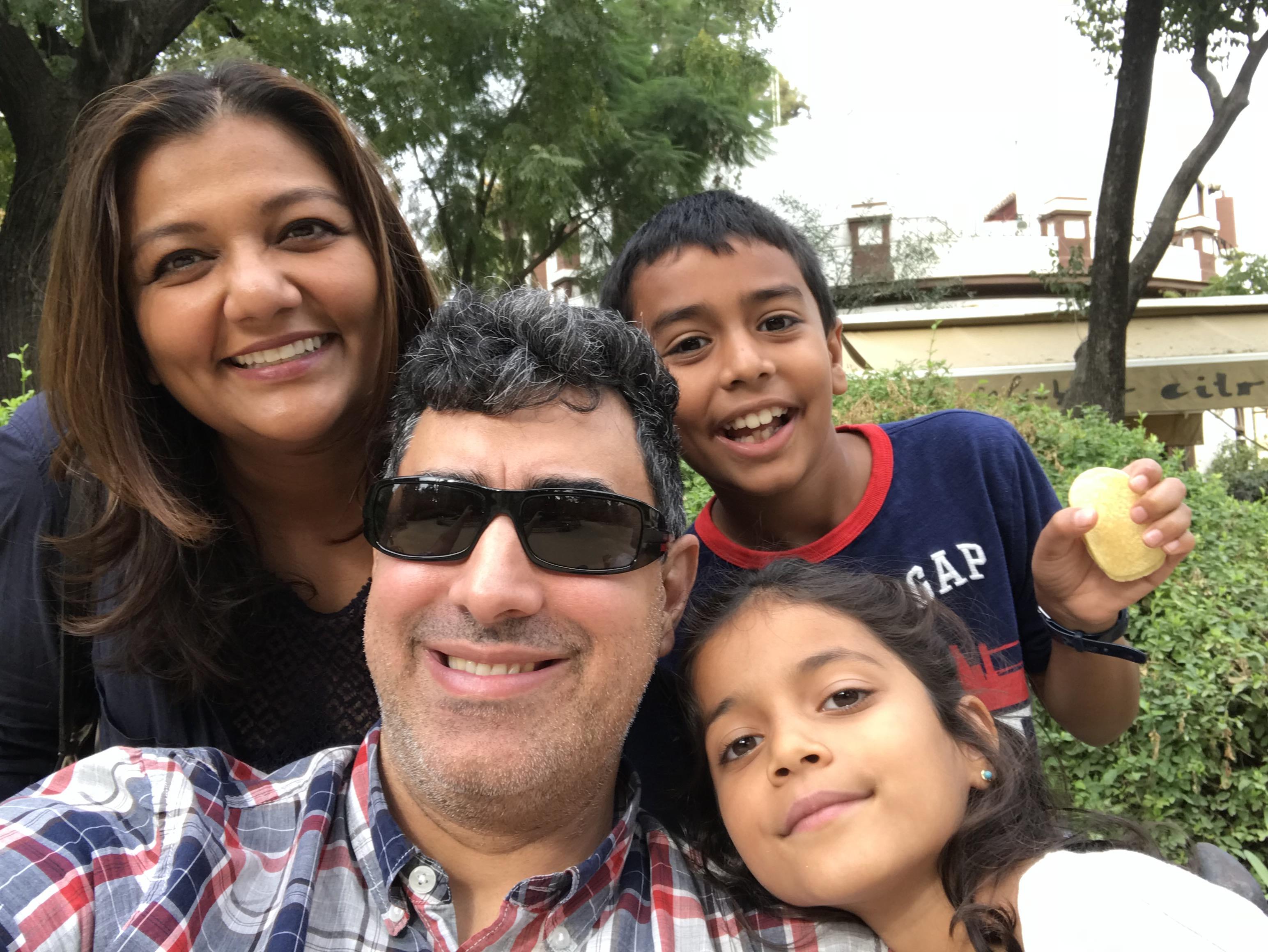 Nishma Aguado work-life balance Randstad Sourceright