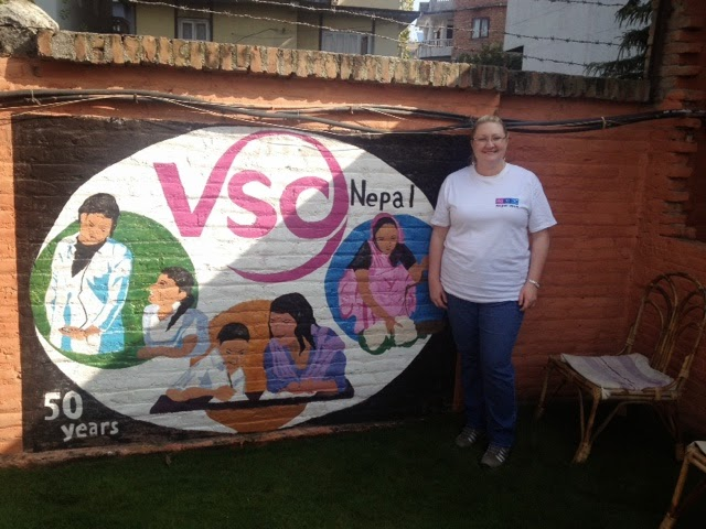 Kimberlee Hodges journey to Nepal VSO Randstad Sourceright