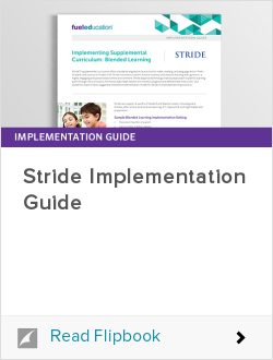 Stride Implementation Guide
