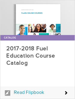 Fuel Education Course Catalog