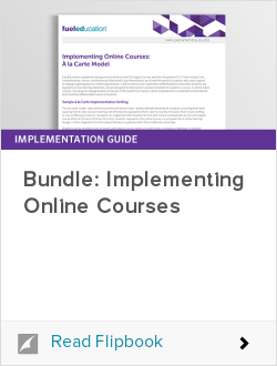 Implementing Online Courses