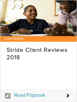 Stride Client Reviews
