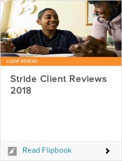 Stride Client Reviews
