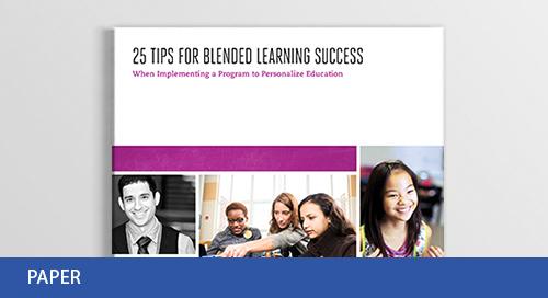 25 Tips for Blended Learning Success