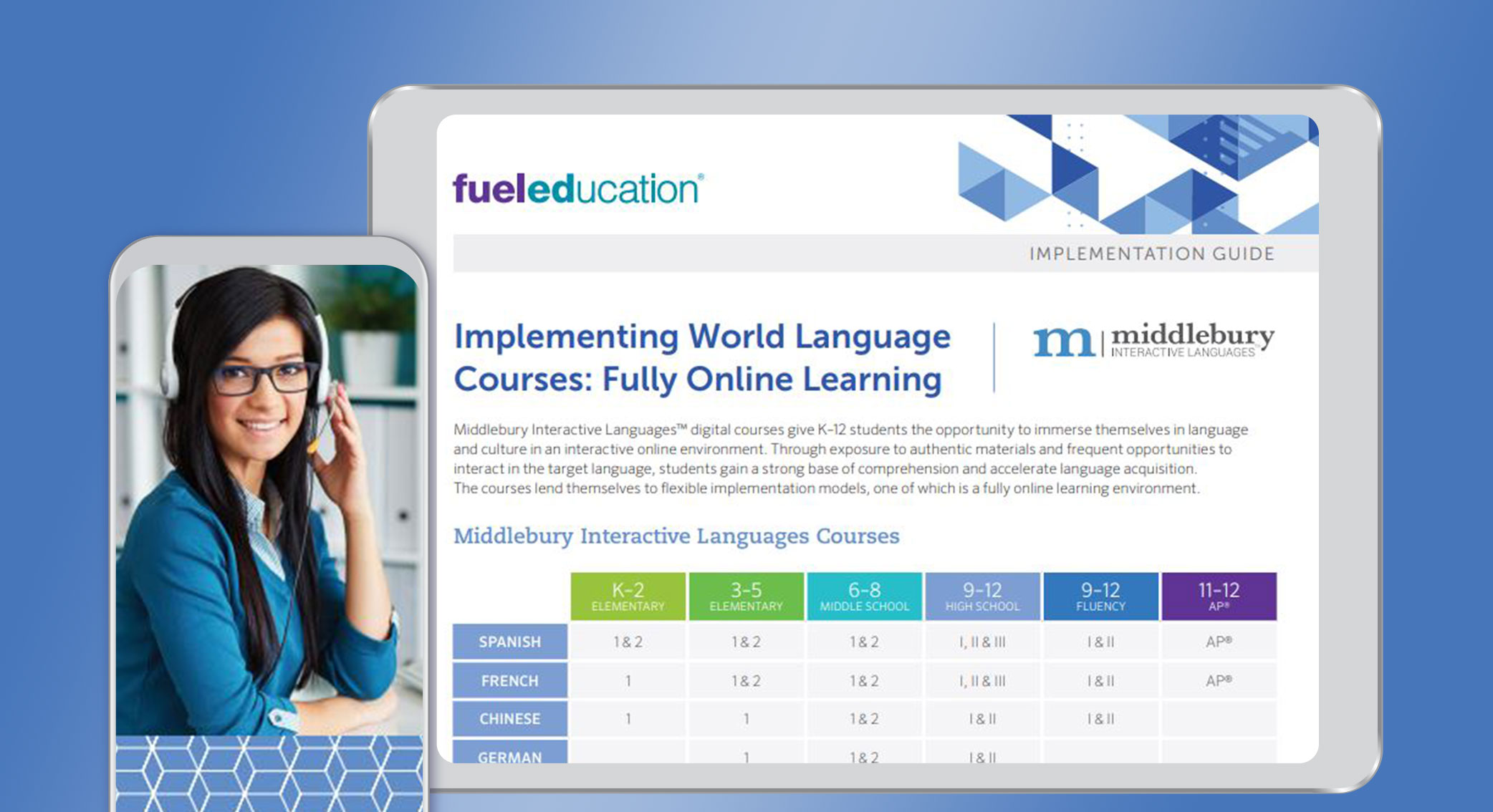 World Language Fully Online Implementation Guide