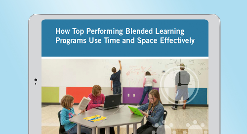 How the Top Blended Learning Programs Operate Efficiently