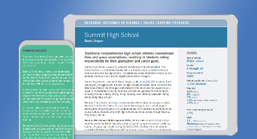 Summit High School Case Study