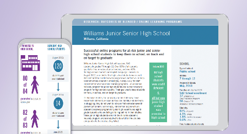 Williams Junior Senior High School, CA