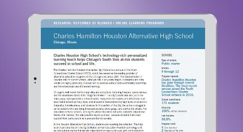 Charles Hamilton Houston Alternative High School, IL