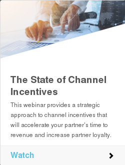 The State of Channel Incentives