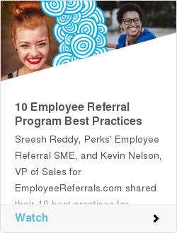 10 Employee Referral Program Best Practices