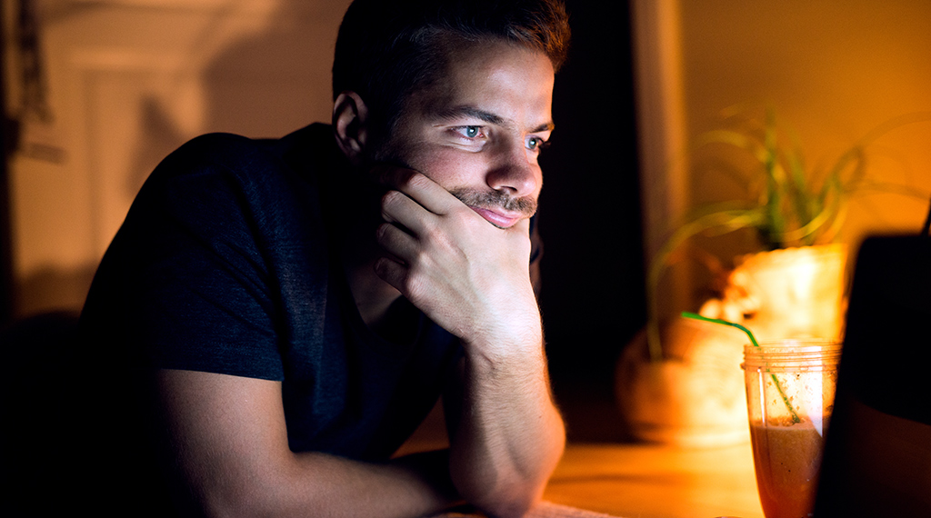 Man Contemplating GDPR Legitimate Interest