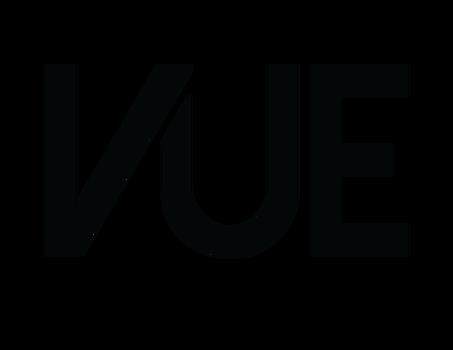 VUE MAGAZINE logo