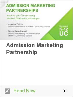 Admission Marketing Partnership